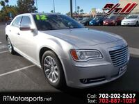 2012 Chrysler 300 Limited RWD Las Vegas