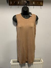 Select brown sleeveless jumper dress size 12 new with tags  Birmingham, B42 1SH