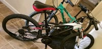 Nakamuria bikes jr 24inch  needin minor work  Edmonton, T5T 2P9
