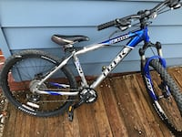 white and blue Bianchi hardtail mountain bike Spartanburg, 29306