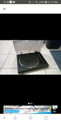 Sony turn table Laval, H7M 4A2