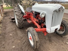 1956 ford 800 tractor