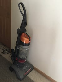 black and red upright vacuum cleaner Omaha, 68122
