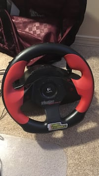 Logitech Wingman Formula Force GP Driving Wheel Langley, V1M 3V9