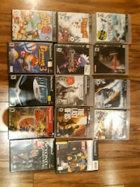 ps3 and ps2 games St. Catharines, L2M 5Z2
