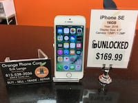 silver iPhone 6 with box Temple Terrace, 33617