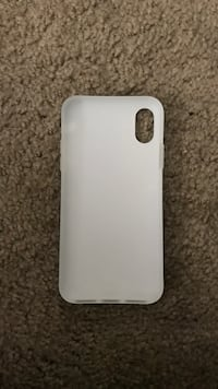 iPhone X case NEW Cary, 60013