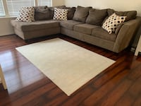 Sectional sofa with Right Arm Facing Sleeper Sectional Rockville, 20850