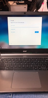 Acer Chromebook with charger Dallas, 30132