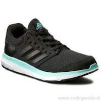 Adidas cloudfoam ortholite black and blue  Langley, V2Y 1A2