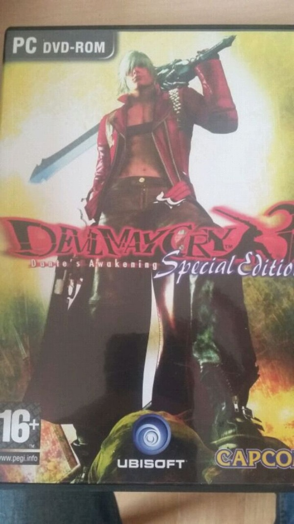 Caso PC Devil May Cry 3
