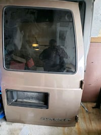 Safari rear doors Pickering