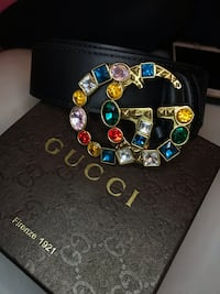 Gucci Jewel belt// Preordered  Los Angeles