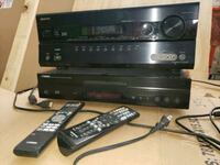 Receiver &blue ray disk New Rochelle, 10805