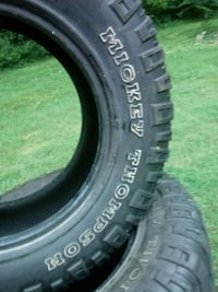 17 in Mickey Thompson's  Knoxville, 37920