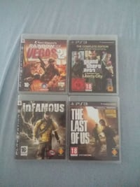Playstation 3 games  6202 km