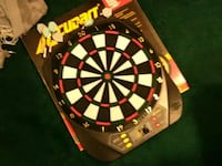 Darts plus board with electeic score keeping  Wayland, 49348