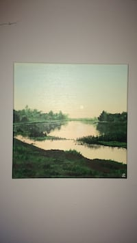 Pond Nature Scenic Painting  St Catharines, L2T 3K7
