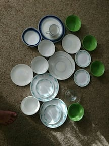 Dishes 22