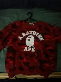 Bape sweater  Whitby, L1R 1X7
