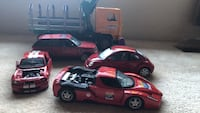 Lot of Toy cars and truck