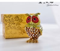 SALE  Beautiful OWL  opening  jewelry box Albuquerque, 87111