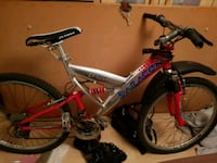 Saracen dtox bike Newcastle upon Tyne, NE5 4HN