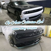 Auto body shop same day service  Toronto