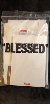 Supreme Blessed Shirt Cypress, 90630