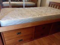 Twin bed, captains bed Reno, 89509
