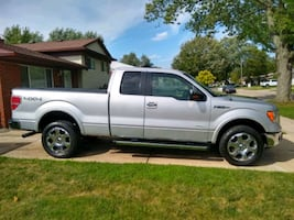 2011 f150 lariat twin turbo four by four