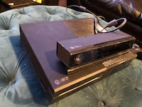 Xbox One Black 1TB w Kinect and One controller Beltsville, 20705