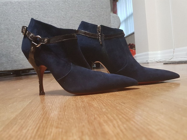 LIMITED EDITION CESARE PACIOTTI BOOTS (size 37)
