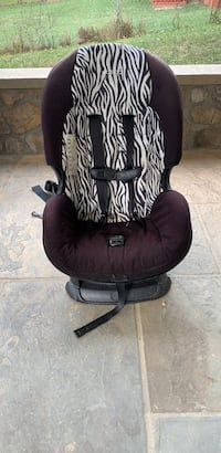 Baby's black and gray car seat Vienna, 22180