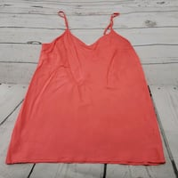 J Crew Top Size Large Womens Cami Tank Silk Los Angeles, 90039