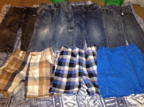 LOTS of 2T/3T Jeans and Shorts