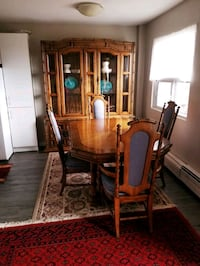 Beautiful dining set with hutch  London
