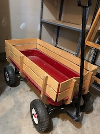 Radio flyer wagon Centreville, 20121