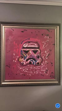 """""""Storm trooper"""" with metal frame  Miami, 33156"""