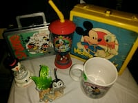 DISNEY COLLECTABLES & 2 MICKEY MOUSE DESK LAMP Fort Walton Beach, 32547