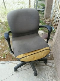 black and gray rolling chair Las Vegas, 89104