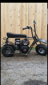 black mini bike Harvey, 60426