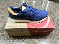 Saucony Men's DXN Trainer Retro Running Shoe (BNIB) Size 10.5