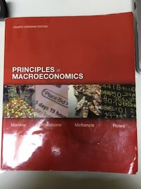 Principles of Macroeconomics textbook