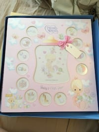 Precious Moments Baby First Year Book