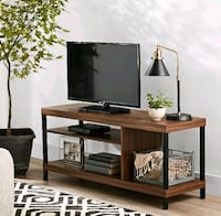 Media TV Stand For TVs Up To 42Inch Sturdy Media O Henderson, 89002