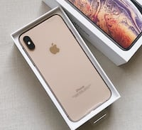 iPhone XS Max 256 GB in Gold