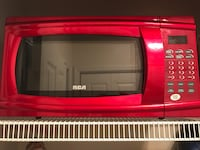 red and gray microwave oven Fayetteville, 28303