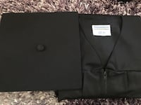 Graduation Gown with Cap - size 45 - used once -like new San Jose, 95132