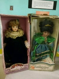 Two Porcelain Dolls Norfolk, 23503